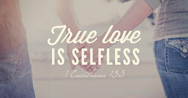 selfless love